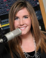 Jodie Stevens, host of The Fish 103.9 FM morning show (Photo: www.thefish.com)