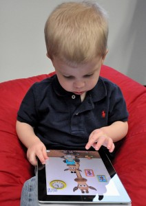 2014 Cyber trends: Apps to make screen time benefit your young child