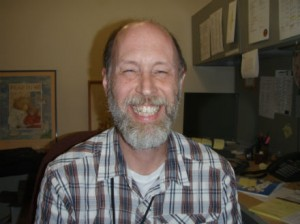 Tony Carmack is the Youth Services Librarian at the Rocklin Library in Placer County, Ca.