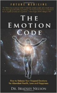 The Emotion Code by Dr. Bradley Neson explains how to identify and release negative emotions stored in the human body that cause disease and disturb the peace.