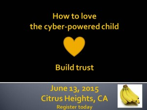 Three ways parents violate their child's on-line privacy