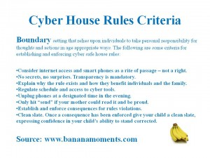 How to gather cyber-safety intelligence from your child