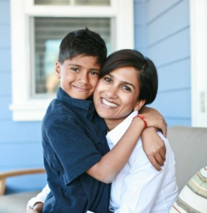 Aila Malik and her son, Zyan co-authored, Pocket Mommy to help young children with separation anxiety.