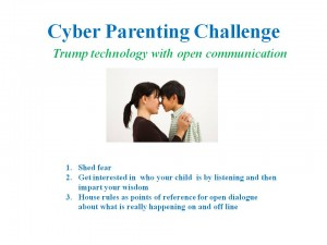 Cyber Parenting Challenge